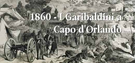 1860 - I Garibaldini a Capo d'Orlando