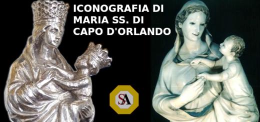 Iconografia di Maria SS. di Capo d'Orlando